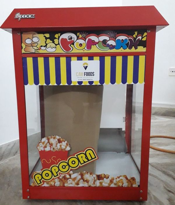 automatic-popcorn-machine